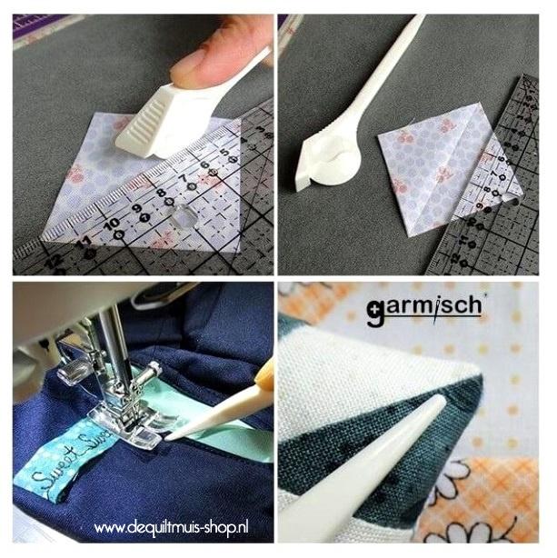 Tool: Sew Mate, Multi Functional Finger Presser, 3-in-1