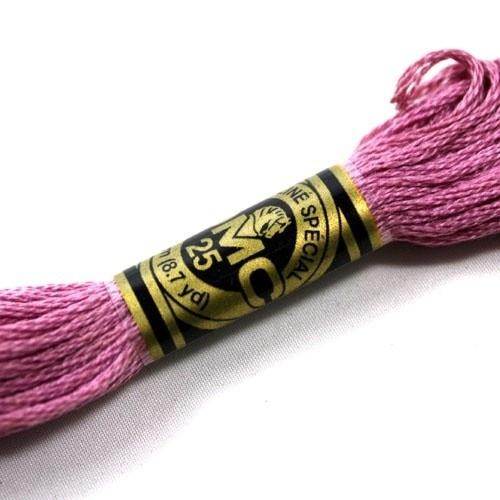 DMC borduurgaren Mouliné - Kleur: 316