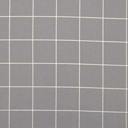 """Kaffe Fassett - Design Wall Fabric - Grey 2"""" blocks - per 0,5 m"""