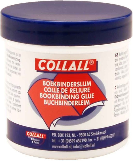 Collall boekbinderslijm - 100 gram