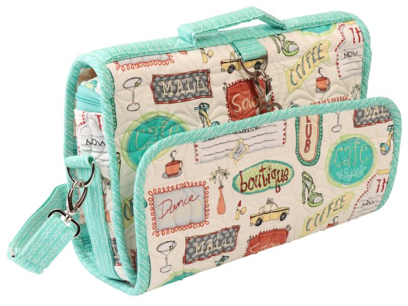 Patroon: 'Travel Essentials' - by Annie - PBA201