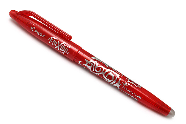 Frixion Pen - Rood,  LARGE - 1,0 mm