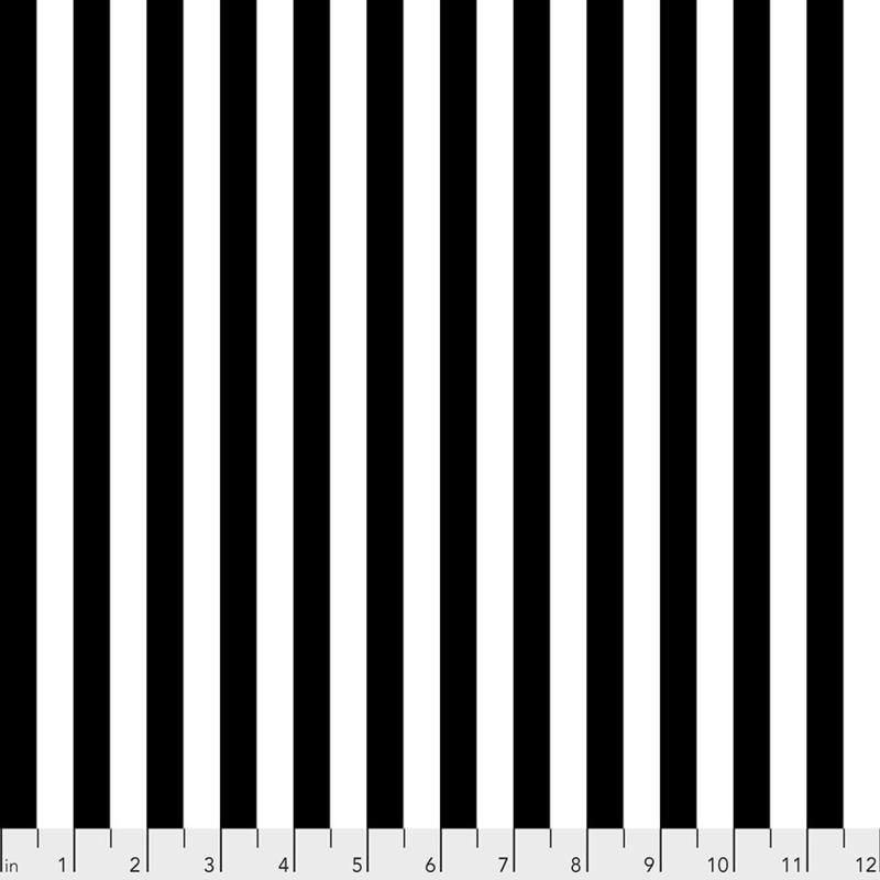 Tula Pink - LINEWORK - Tent Stripe - Paper - PWTP069.PAPER