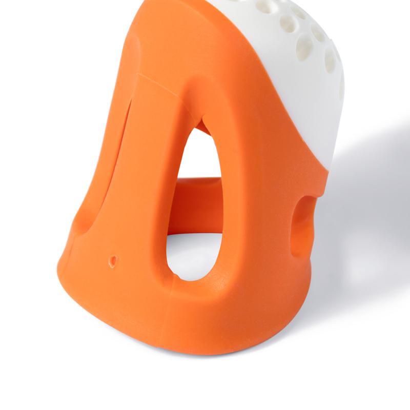 Prym - Ergonomische Vingerhoed - Oranje - Medium