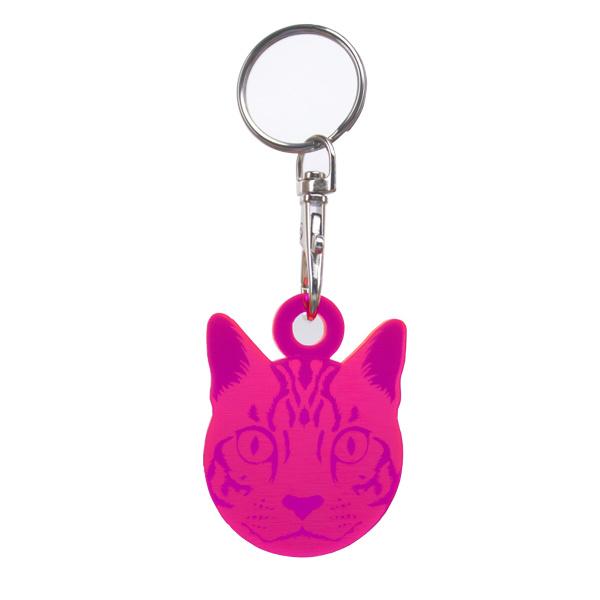 TULA PINK - Keychain Cat