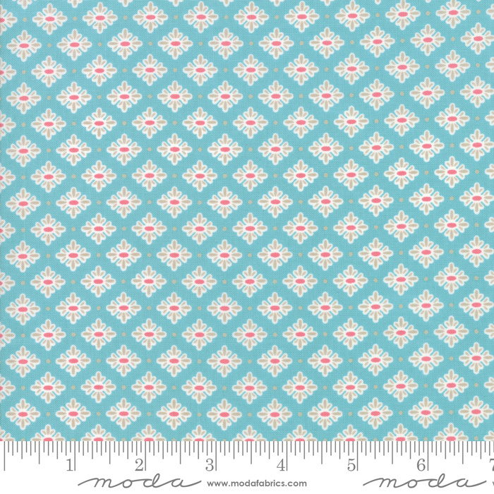 'Bloomington' by Lella Boutique - 5113-16, Teal