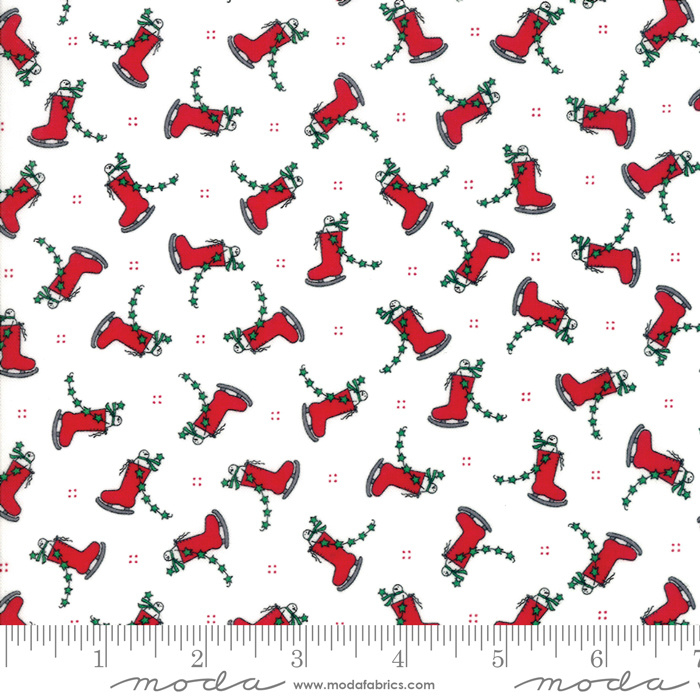 Moda - 'Merry Merry Snow Days' by Bunny Hills Designs - 2943-14