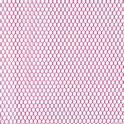Mesh Fabric - 18 x 54 inch - Lipstick