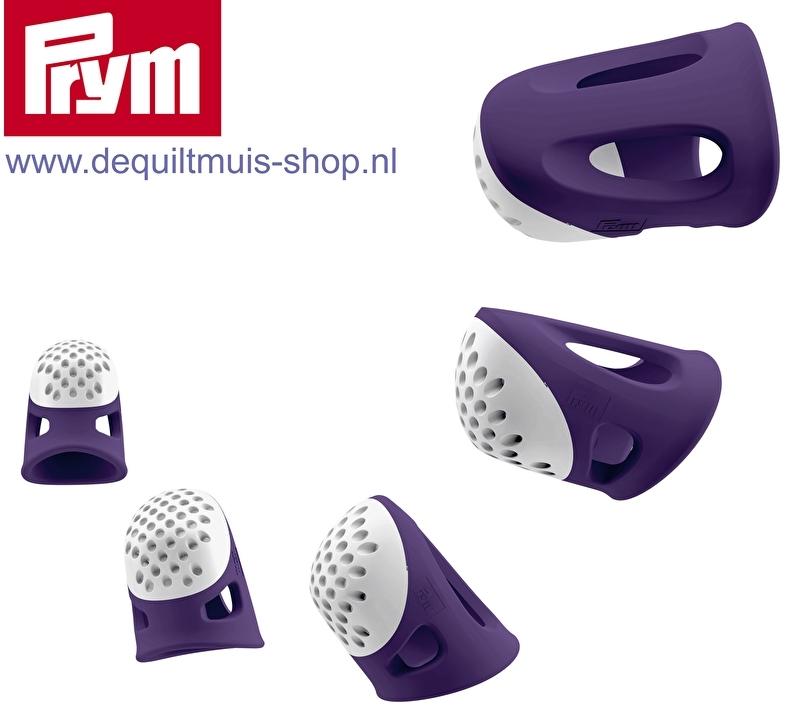 Prym - Ergonomische Vingerhoed - Soft Comfort - S, M of L