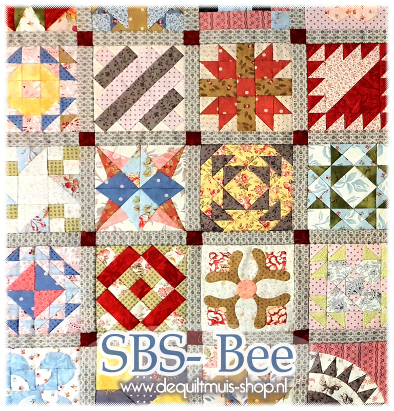 Sylvia's Bridal Sampler Bee - VOL!!!