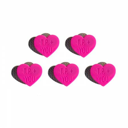 SewTites - TULA PINK - Magnetic Sewing Pins