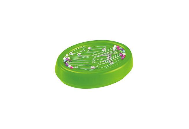 Sew Mate - Magnetische speldenhouder voor Bobbin Saver Ring - Licht Groen