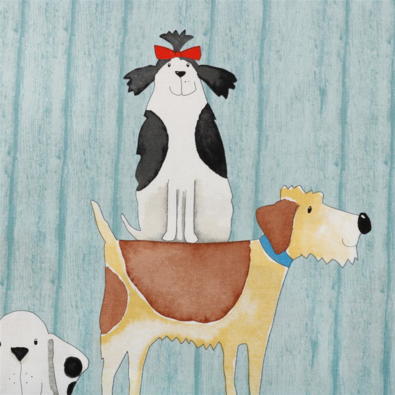 PANEL:  'You Had Me At Woof' by Florence English