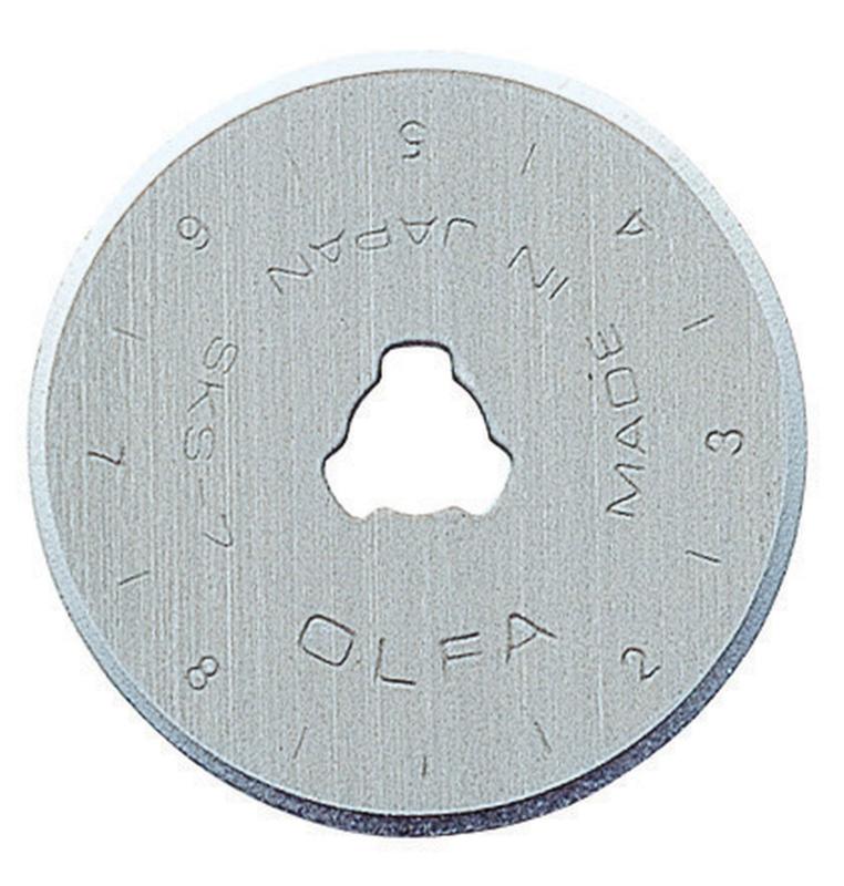 Rolmes OLFA - Reservemes 28 mm (2 stuks) - RB28-2
