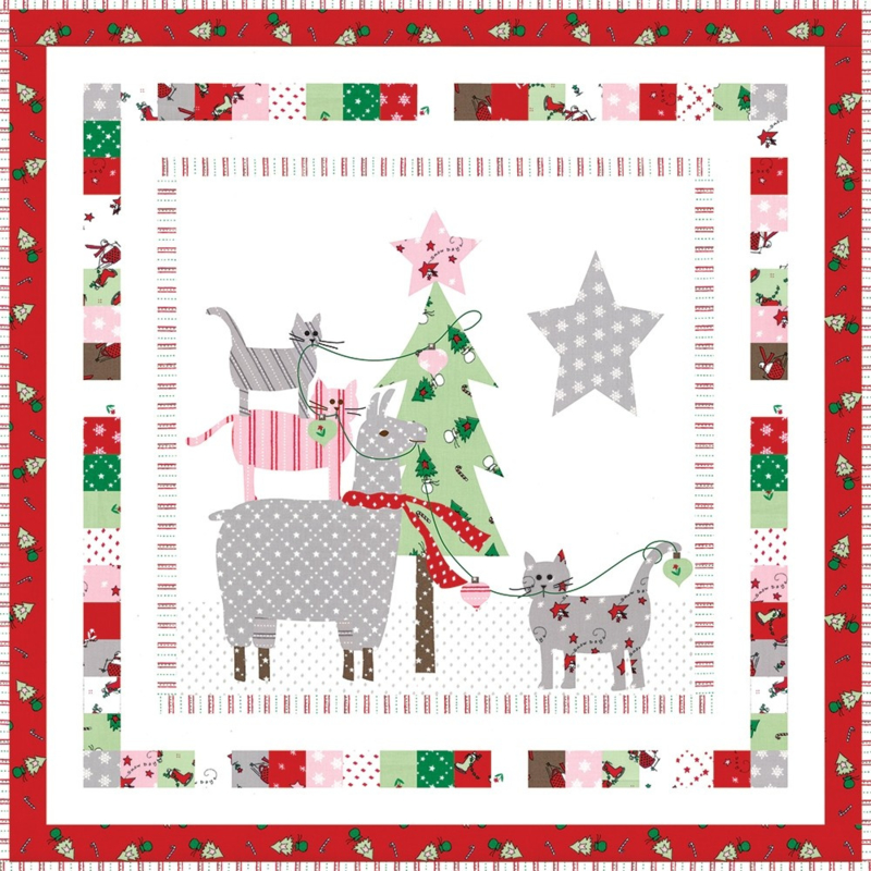 Bunny Hill Designs - 'Oh Christmas Tree'