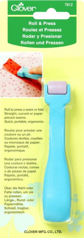 Clover 7812 - Roll & Press