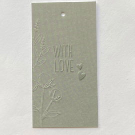 Label with love