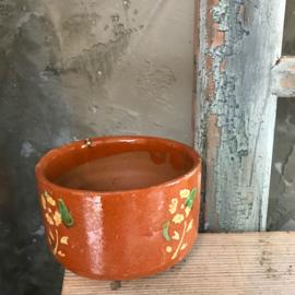 Vintage aardewerk bakje