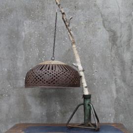Stoere Lamp Robuust Ruit
