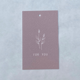Label For You