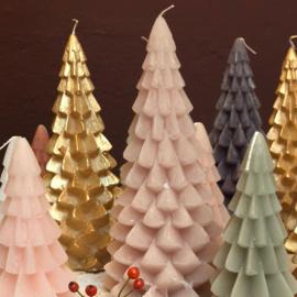 Kerstboom Groot Gold  10 * 20 CM