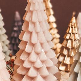 Kerstboom Klein Gold  6.3  *  12 CM