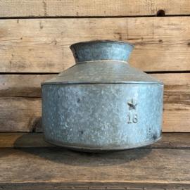 Metal Jar Zinc