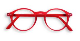IZIPIZI - Leesbril Model #D Rood