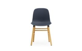 Normann Copenhagen - Form Chair Blue