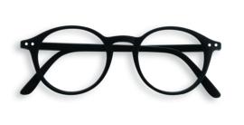 IZIPIZI - Leesbril Model #D Zwart