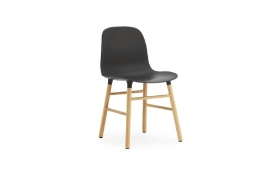 Normann Copenhagen - Form Chair Black