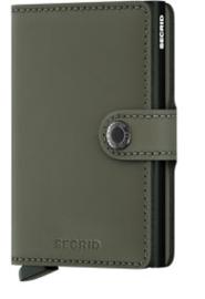 Secrid - Miniwallet Matte Green