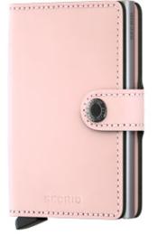 Secrid  -Miniwallet Matte Pink