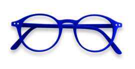 IZIPIZI  - Leesbril Model #D Blauw