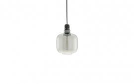 Normann Copenhagen - Amp Lamp Smoke/Black