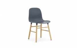 Normann Copenhagen - Form Chair Blue