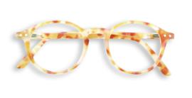 IZIPIZI - Leesbril Model #D Tortoise geel