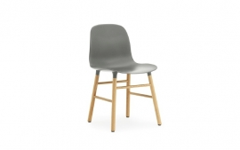 Normann Copenhagen - Form Chair Grey