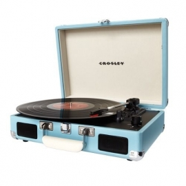 Crosley Cruiser Turquose