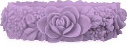 O bracelet violet maat M