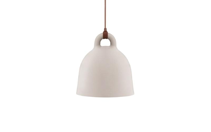 Normann Copenhagen -  Bell Lamp Sand XS/S/M/L