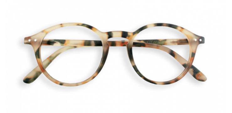 IZIPIZI - Leesbril Model #D Light Tortoise
