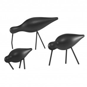 Normann Copenhagen - 3 Shorebirds S/M/L Black