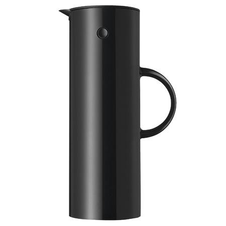 Stelton EM77 vacuum jug - Black