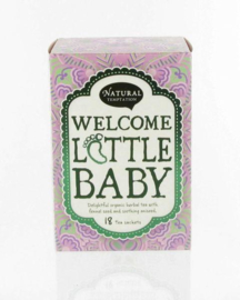 """Thee """"Welcome little baby"""""""