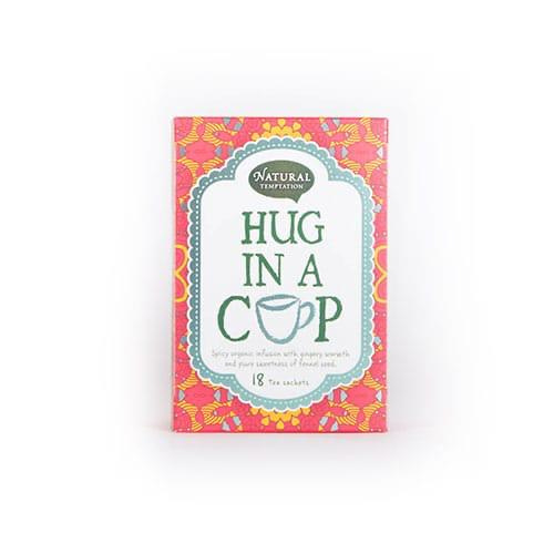 """Thee """"Hug in A cup"""""""