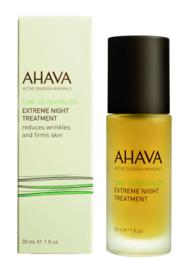 AHAVA Extreme Nacht verzorging - Extreme Night Treatment