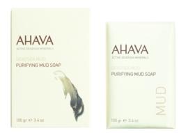AHAVA Savon purifiant à la boue