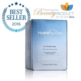 HydroPeptide 5 x Power Peel - Daily resurfacing pads