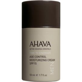Men's Age Control Moisturizing Cream Spf 15